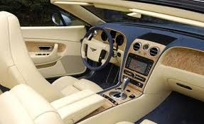 bentley gtc interior car models