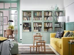 Book Cabinet With Doors by Living Room Low Bookcase Behind Sofa Diy Built In Bookshelves