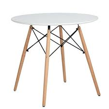 lucido extending central part white gloss dining table co uk