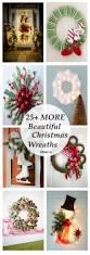 25 more beautiful christmas wreaths nobiggie