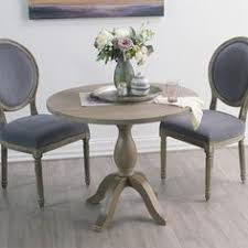 rh u0027s 17th c priory round dining table popularized during the