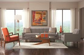 mid century modern living room chairs seating 101 choosing between sofa styles