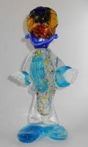 153 best clown figurines images on figurines clowns