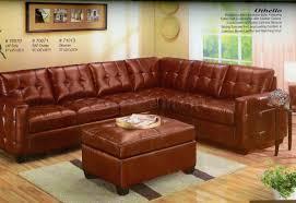 fresh awesome tufted leather sofa blue 8631