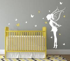 stickers chambre bébé fille fée sticker mural chambre bébé plus de 50 idées pour s inspirer