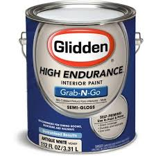 glidden high endurance grab n go antique white walmart com