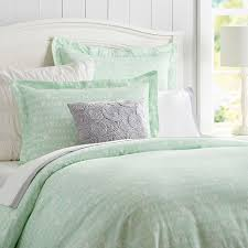 loops a lot flannel duvet cover sham pbteen