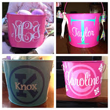 easter pails easter pails vinyl from expressions vinyl and cut with a