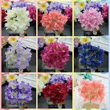 cheap artificial flowers artificial flowers simulation flower hydrangea silk cloth