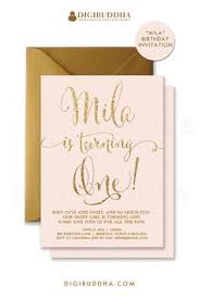 blush pink and gold glitter birthday party by 3peasprints on etsy
