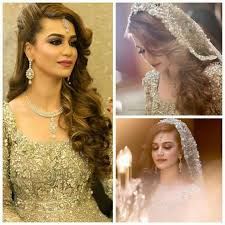 Trendy Pakistani Bridal Hairstyles 2017 New Wedding Hairstyles Look Stylish And Trendy Pakistani Bridal Wedding Hairstyle