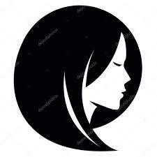 beauty salon vector logo design template spa or haircut icon