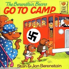 berestein bears berenstain bears goes to c childhood your meme