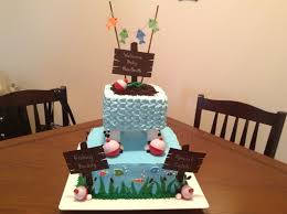 Fishing Themed Baby Shower - 110 best things i have made images on pinterest football cakes