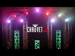 chauvet dj fxarray q5 effect light tech report chauvet dj fxpar 9 youtube