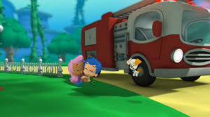 molly u0027s gallery firefighter gil to the rescue bubble guppies
