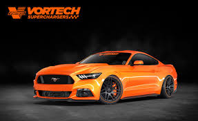 2015 mustang supercharged 2015 ford mustang gets supercharged for sema autoguide com