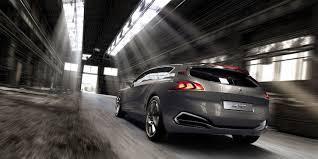 peugeot concept car peugeot hx1 concept cars peugeot design lab