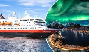 northern lights cruise 2018 hurtigruten northern lights promise get a free cruise if you don t