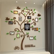 tree photo frame diy