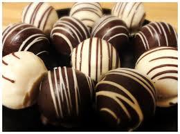 chocolate cake balls chicago foodie