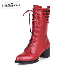 laced motorcycle boots online buy wholesale laced combat boots from china laced combat