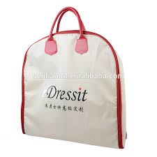 wedding dress garment bag personalised foldable design wedding dress and costume suit