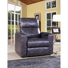 Recliners Walmart Larson Power Recliner With Usb And Sto Cranberry Walmart Com