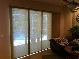 Bamboo Roller Shades Bamboo Vertical Blinds Patio Doors Image Collections Glass Door