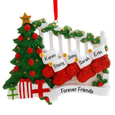 friends ornaments gifts for friends