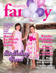 Neapolitan Family July 2014  Naples Florida for Families