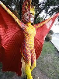Dark Phoenix Halloween Costume 25 Phoenix Costume Ideas Phoenix Makeup Fire