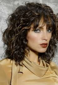 curly lob hairstyle 11 dreamy curly hair styles for medium length hair visual makeover