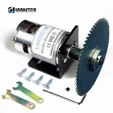 Table Saw Motor Aliexpress Com Buy Dobule Bearings 775 Motor Dc24v 10000rpm 4