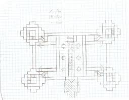 100 floor plans for minecraft castles xbox blueprints