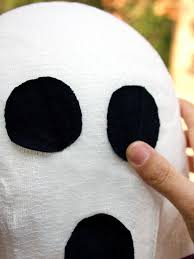 Halloween Ghost Videos Halloween Ghost Decorations How To Make A Ghost Hgtv