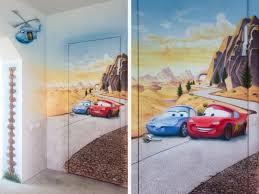 dessin mural chambre fille fresque murale dans la chambre d enfant 35 dessins joviaux