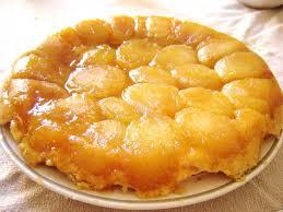 hervé cuisine tarte tatin tarte tatin aux pommes beurre demi sel glace vanille maison