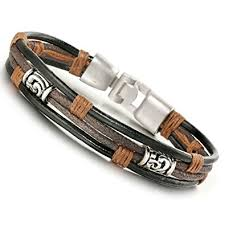leather bracelet jewelry images Jstyle jewelry men leather bracelets cool rope jpg