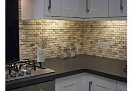 kitchen stone feature wall tiles corner sink cabinet solid