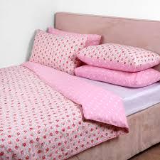 Pink Rose Duvet Cover Set Discover The Cath Kidston Provence Rose U0026 Spot Duvet Set Pink