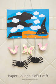 paper collage craft for kids of all ages creative jewish mom