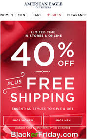 american eagle outfitters black friday 2018 sale deals blacker