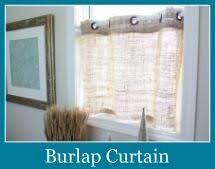 Grommet Burlap Curtains Burlap Valances Perfect Have Been Trying To Sell More Than I Keep