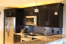 What Color To Paint Kitchen Cabinets With Black Appliances Kitchen Design Pictures Painting Kitchen Cabinets Black Blue