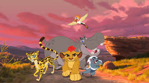 lion king spin voice cast includes rob lowe gabrielle union