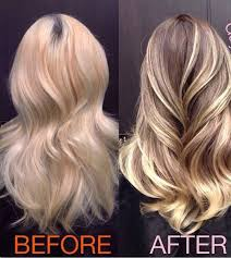 silver hair with low lights how to do lowlights on bleached hair hairstyle ideas