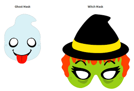 free printable halloween masks pdf cisdem