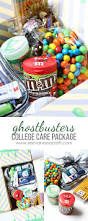 College Care Package Printable Ghostbusters College Care Package Idea See Vanessa Craft