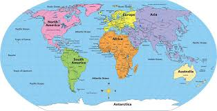 map eath map of earth travel maps and major tourist attractions maps